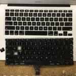 macbook air 英語(US)キーボード交換