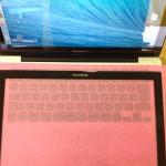 macbook pro液晶ガラス割れ交換修理
