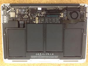 macbook air ロジックボード