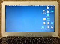 macbook air 液晶パネル交換