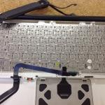 Macbookpro キーボード交換 13インチ A1278