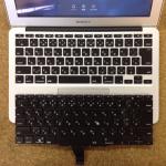macbook air キーボード交換 11インチ