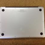 MacbookPro Retina バッテリー交換方法