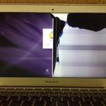 群馬県からのMacbookAirの故障は送料無料で対応可能!