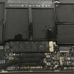 MacbookAirの電源が入らない場合はロジックボード故障かも?