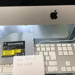 iMac A1311 DVDドライブ交換