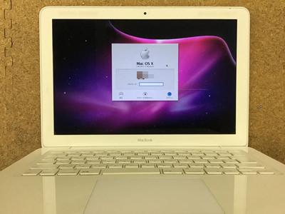 macbook 液晶割れ