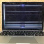 mac 液晶割れ