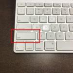 MacbookAirのキーボードが効かない、反応しない修理