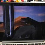 Mac 液晶割れの保証について解説します!