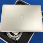 MacBook Air 13 2013年 水没品を買取いたしました!