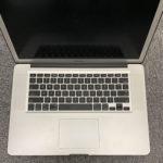 キーボードが効かない、連打されるMacBook Proの買取