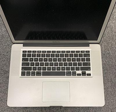 キーボードが効かないMacBook Proの買取