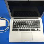 MacBook Air A1466 2015年式 電源が入らない 買取しました!