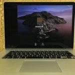 Apple MJLQ2J/Aの修理 MacBook Pro 2015の画面故障