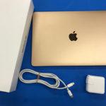 MacBook Air 2019の買取 液晶が割れている