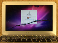 MacbookAir A1370 修理前