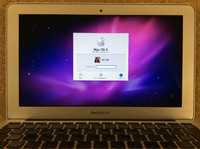 MacbookAir A1370 修理後