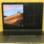MacBook 画面が見えない