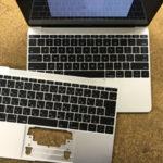 MacBook TOPCASE交換