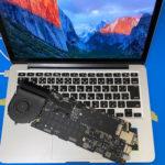 MacBook Pro ロジックボード交換