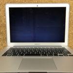 MacBook Air 画面が映らない故障でも買取可能!