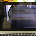 MacBook 12 液晶上半身交換